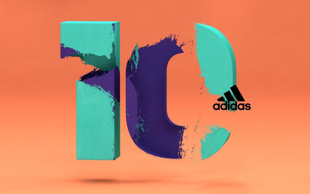 adidas Type Exploration