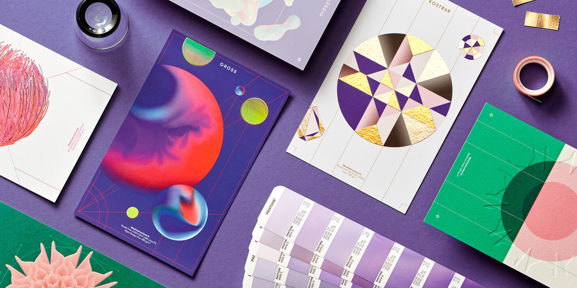 Mediadruckwerk Musterbox