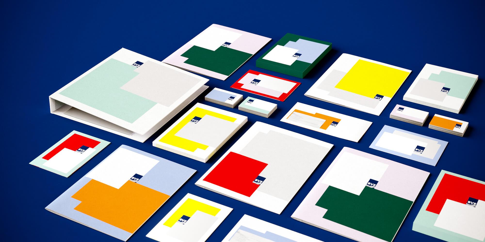BVE Corporate Design Relaunch