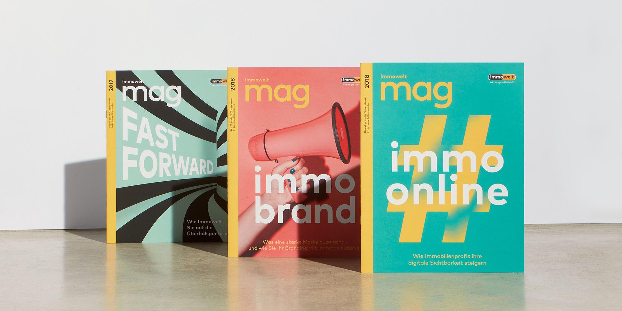 Immowelt Mini-Mags